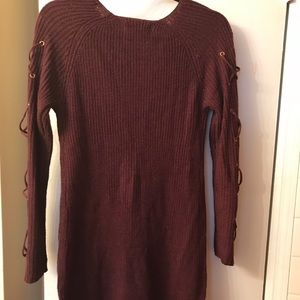 Say What? Dresses - NWT Adorable Sweater Dress
